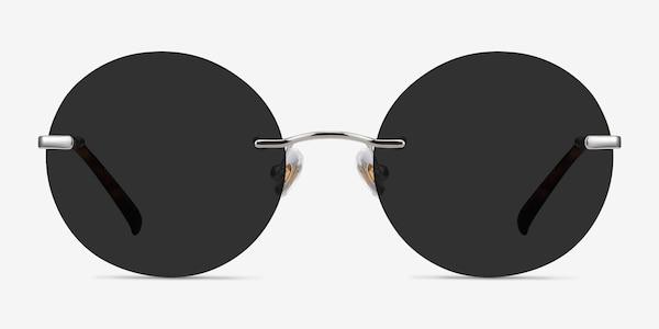 Chorus Silver Metal Sunglass Frames