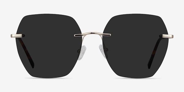 Genoa Gold Metal Sunglass Frames