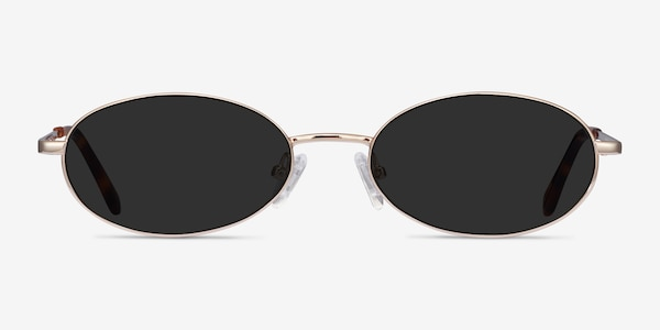 Graham Gold Metal Sunglass Frames