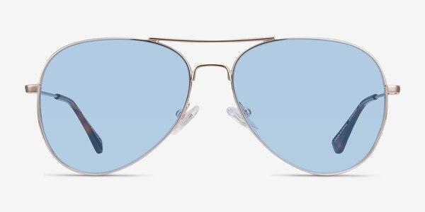 Good Vibrations Gold Metal Sunglass Frames
