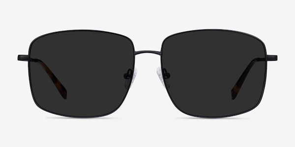 Ryker Black Metal Sunglass Frames