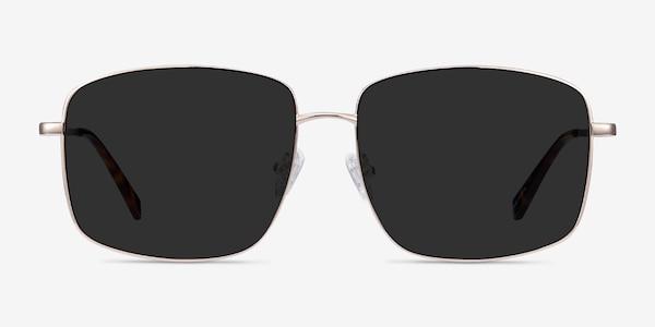Ryker Gold Metal Sunglass Frames