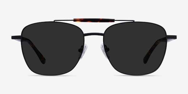 Jackson Black Tortoise Acetate Sunglass Frames