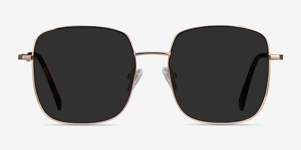 Sunday Gold Metal Sunglass Frames
