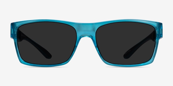 Game Blue Plastic Sunglass Frames