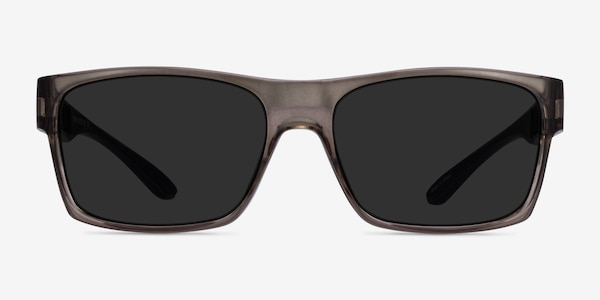 Game Brown Plastic Sunglass Frames
