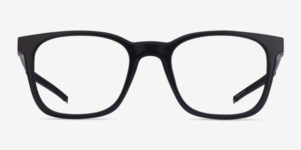 Club Black Plastic Eyeglass Frames