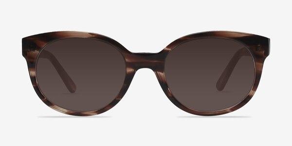 Matilda Brown/Tortoise Acetate Sunglass Frames