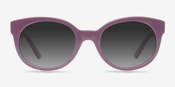 Matilda Purple Acetate Sunglass Frames