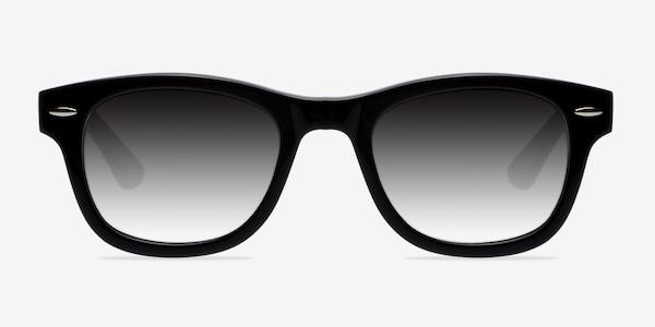 Hanoi Black Acetate Sunglass Frames