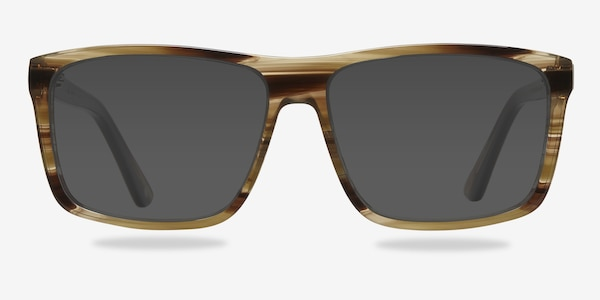 Perth Brown Acetate Sunglass Frames