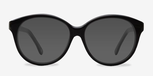 Stella Dark Gray Acetate Sunglass Frames