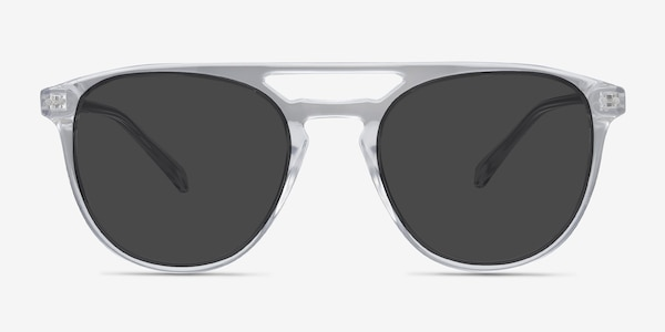 Meadow Clear Plastic Sunglass Frames