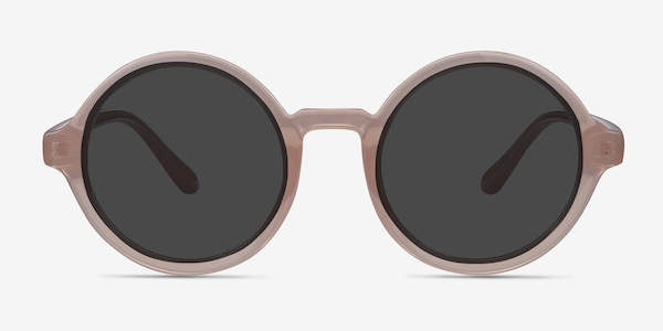 Solstice Pink Plastic Sunglass Frames