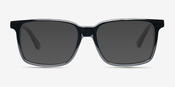 Epoch Black Acetate Sunglass Frames