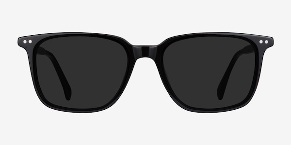 Luck Black Acetate Sunglass Frames