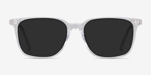 Luck Clear Acetate Sunglass Frames