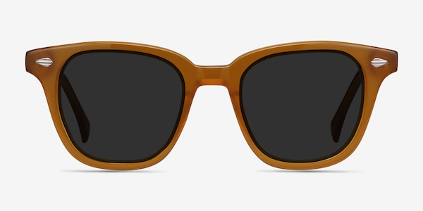 Sao Paulo Brown Acetate Sunglass Frames