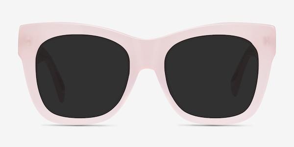 Calico Pink Acetate Sunglass Frames