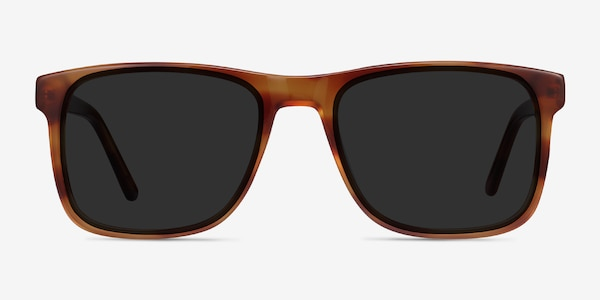 Kudos Brown Acetate Sunglass Frames