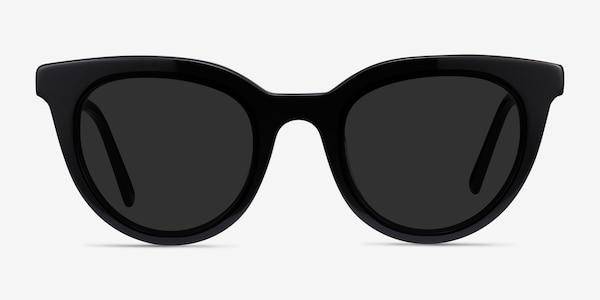 Cherish Black Acetate Sunglass Frames