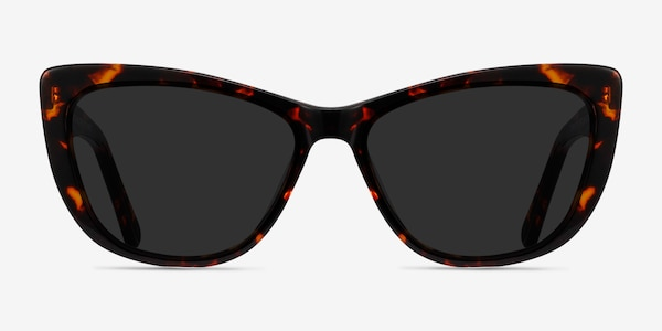 Sun Charlotte Tortoise Acetate Sunglass Frames