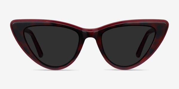 Secret Burgundy Tortoise Acetate Sunglass Frames