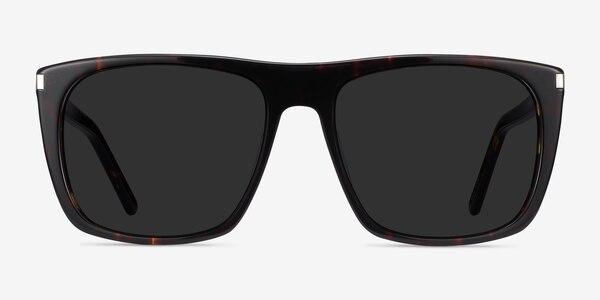 Jim Dark Tortoise Acetate Sunglass Frames