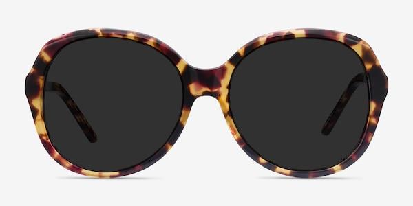 Sheila Tortoise Acetate Sunglass Frames