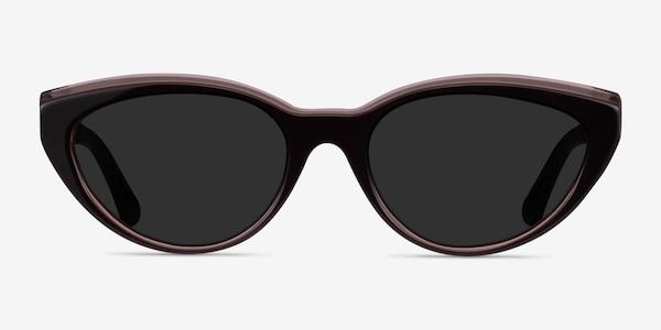 Palm Beach Champagne Brown Acetate Sunglass Frames