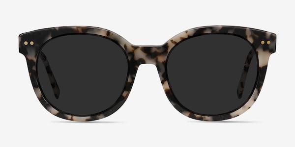 Till Sunset Tortoise Acetate-metal Sunglass Frames