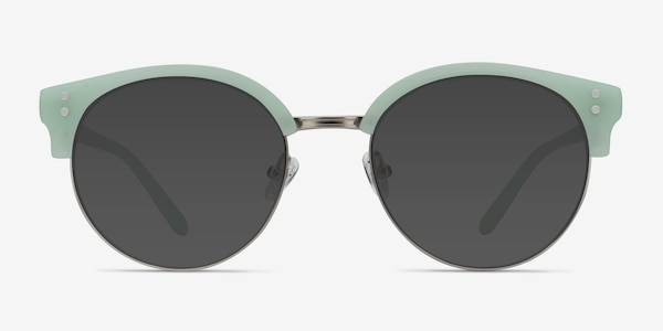 Samba Mint Frost Plastic-metal Sunglass Frames