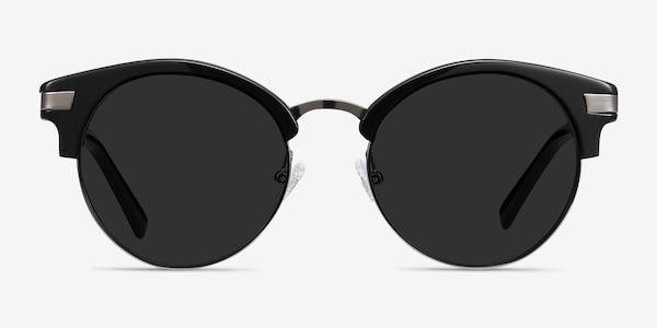 Kiri Black Acetate-metal Sunglass Frames