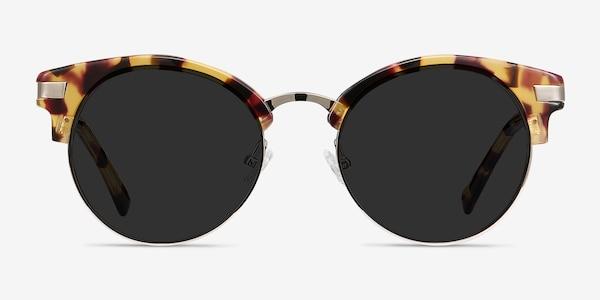 Kiri Tortoise Acetate-metal Sunglass Frames