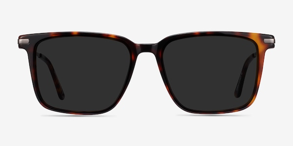 Griffith Tortoise Acetate-metal Sunglass Frames