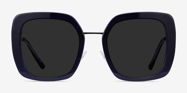 Canopy Blue Acetate Sunglass Frames