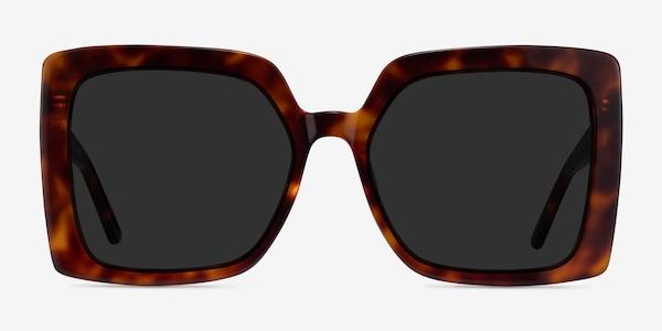 Hollywood Tortoise Acetate Sunglass Frames