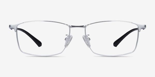Constant Silver Titanium Eyeglass Frames