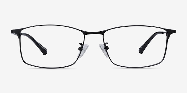 Constant Black Titanium Eyeglass Frames