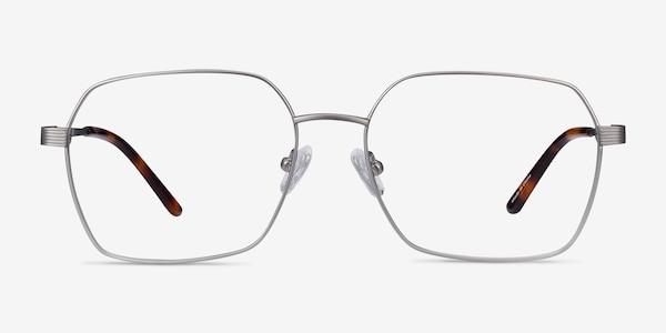 East Gunmetal Titanium Eyeglass Frames