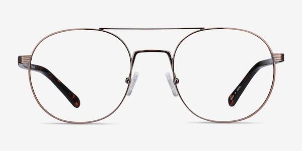 Gordon Bronze Acetate Eyeglass Frames