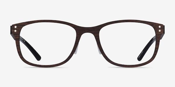 Earth Wood Wood-texture Eyeglass Frames