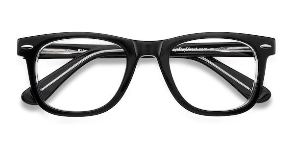 Blizzard | Black Acetate Eyeglasses | EyeBuyDirect