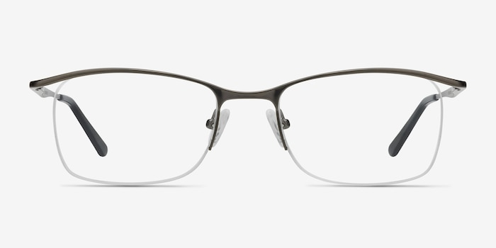 088fe8c9a7 Vespid Gunmetal Metal Eyeglass Frames from EyeBuyDirect