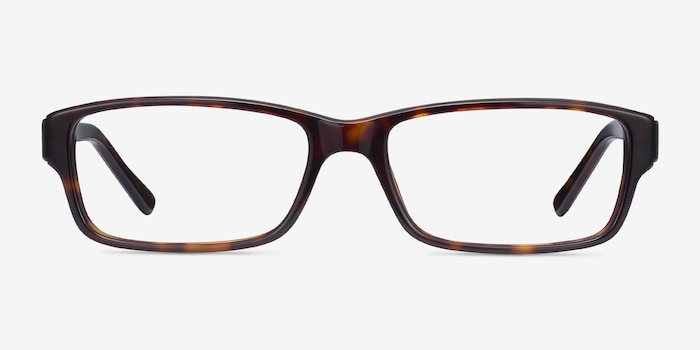 Ray-Ban RB5169 Tortoise Acetate Eyeglass Frames from EyeBuyDirect, Front View