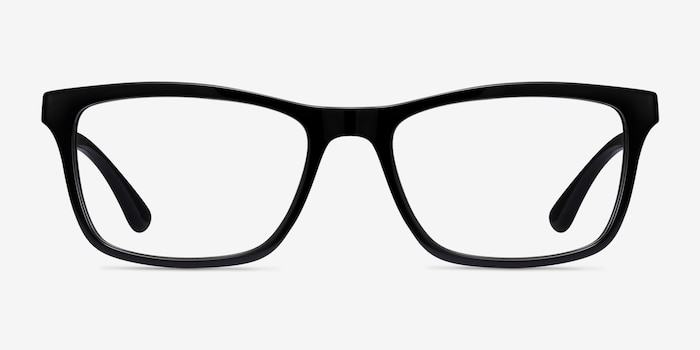 Ray-Ban RB5279 Black Acetate Eyeglass Frames from EyeBuyDirect, Front View