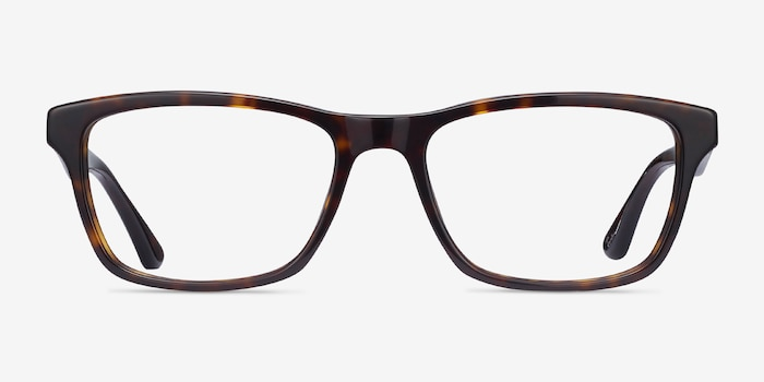 Ray-Ban RB5279 Tortoise Acetate Eyeglass Frames from EyeBuyDirect, Front View