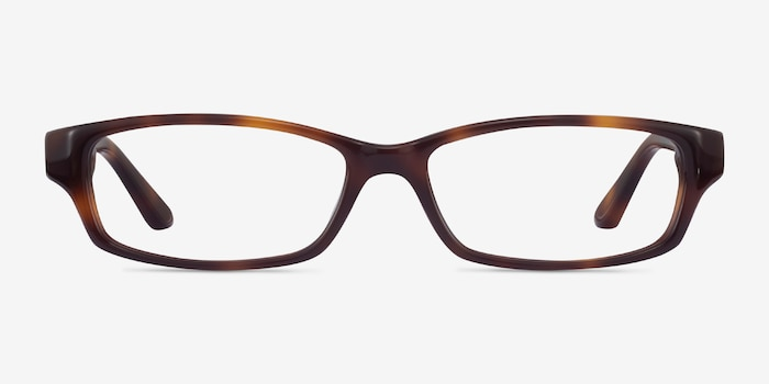 Ray-Ban RB5272 Tortoise Acetate Eyeglass Frames from EyeBuyDirect, Front View