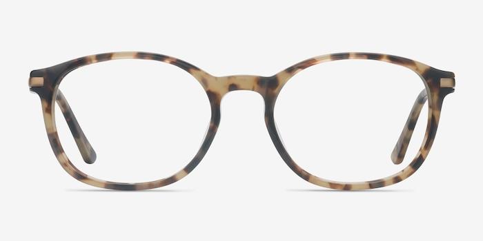 585b2ec46e New Bedford Bronze Tortoise Acetate Eyeglass Frames from EyeBuyDirect