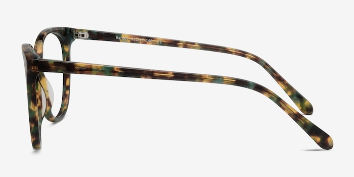 Bardot Floral Acetate Eyeglass Frames from EyeBuyDirect, Side View